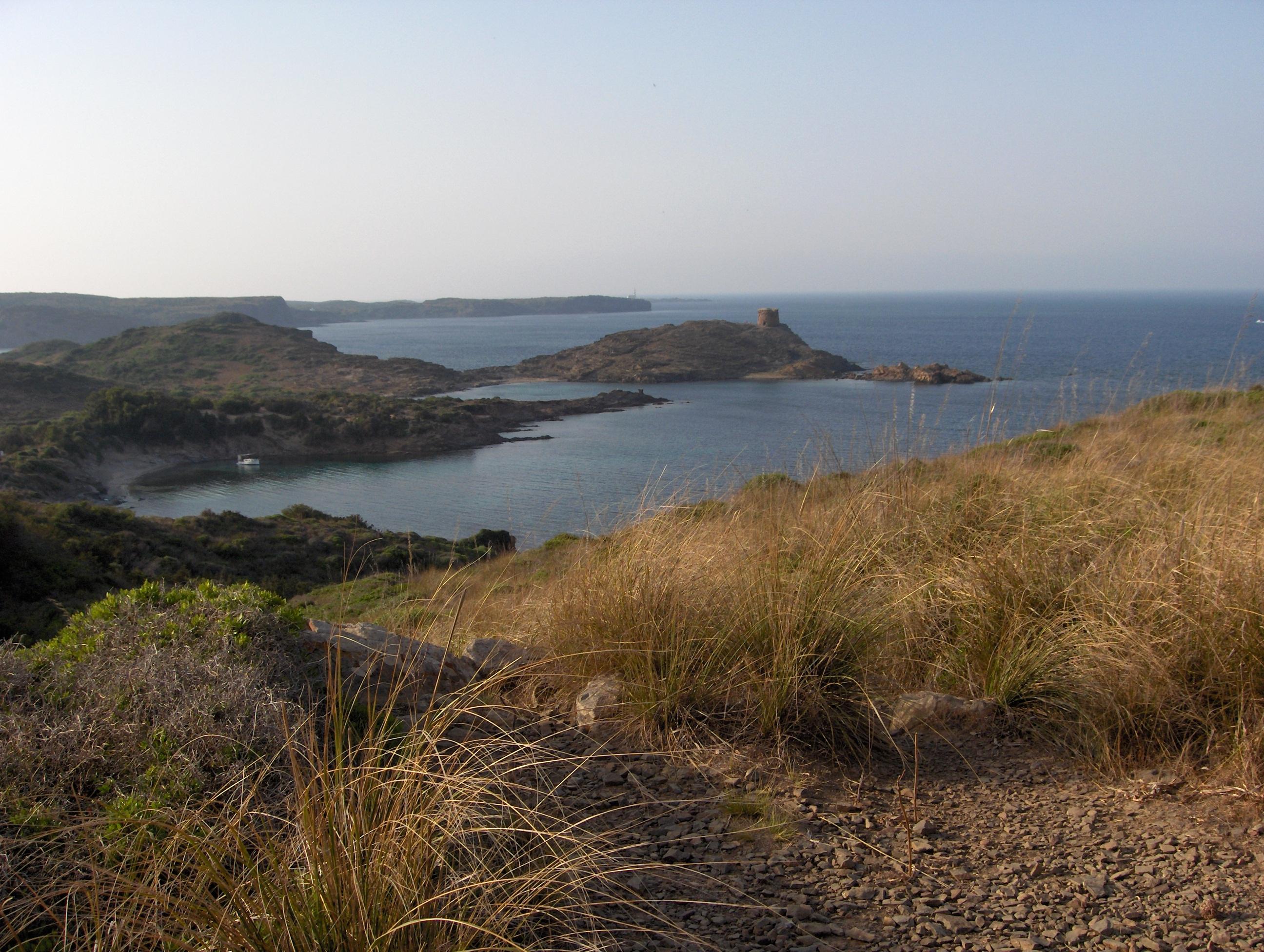 Playa Cala Tamarells