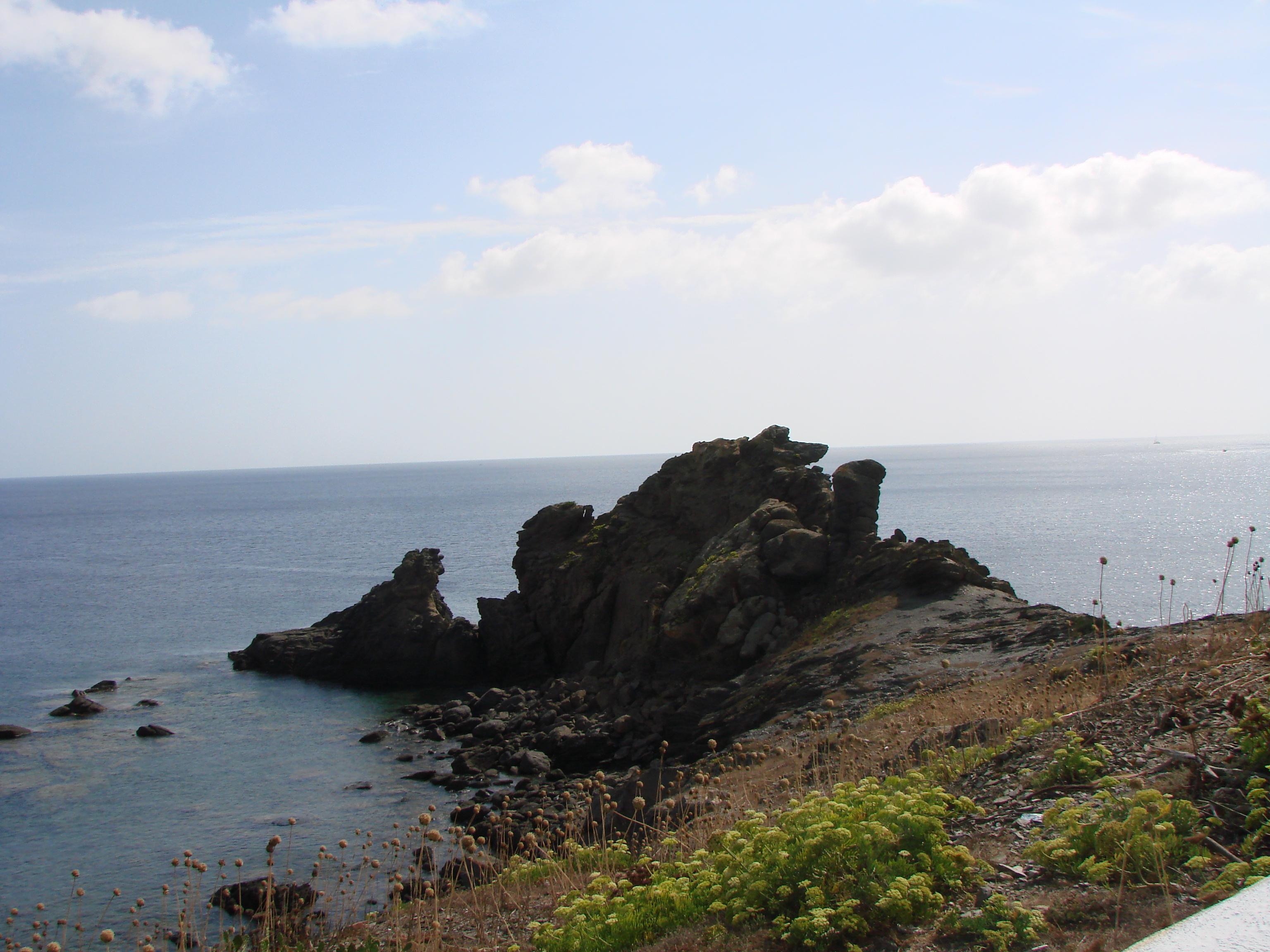Foto playa Cala es Murtar.