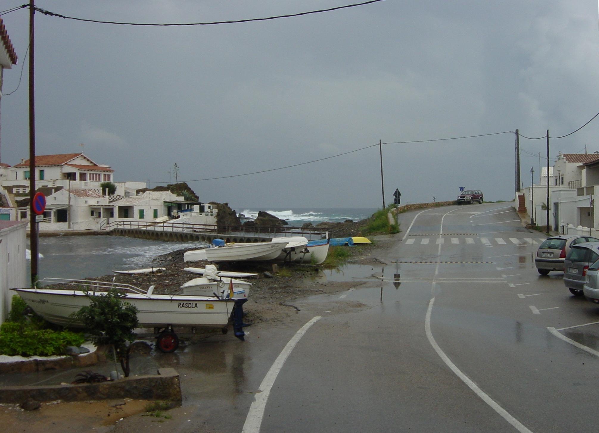 Foto playa Cala es Murtar. Sa Mesquida