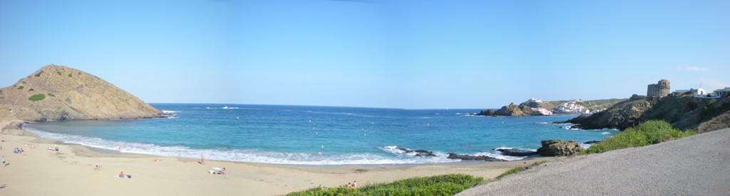 Foto playa Cala Mesquida. Playa de Sa Mezquida (Isla de Menorca)