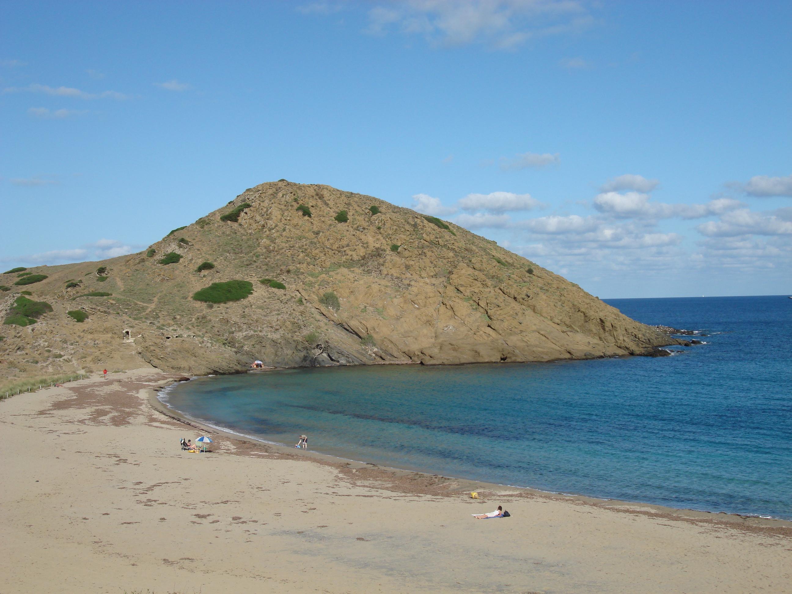 Foto playa Cala Mesquida. MENORCA 21 (Cala Mesquida)
