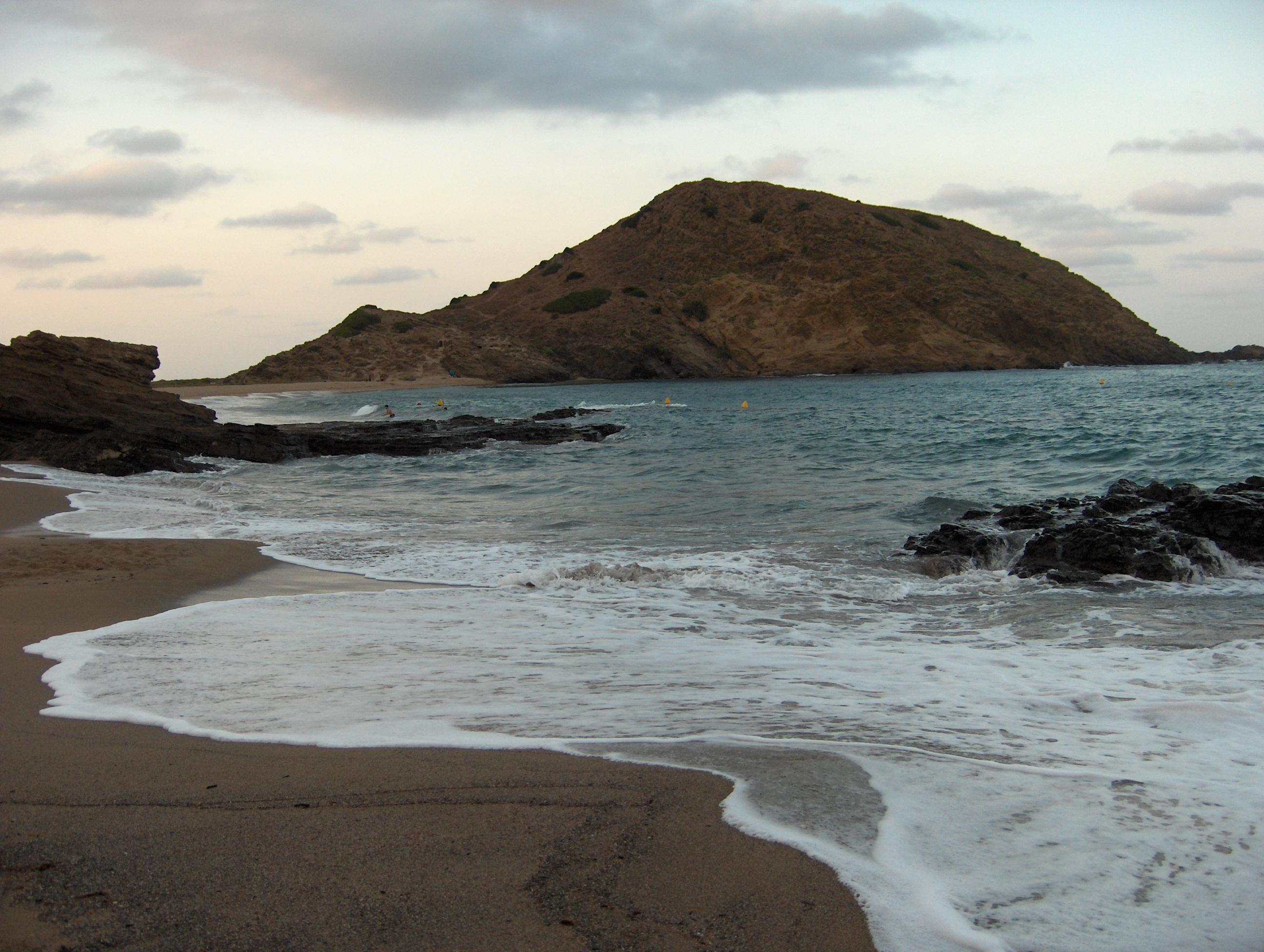 Foto playa Cala Mesquida. Cala Mesquida