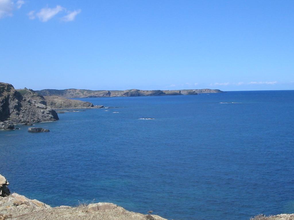 Foto playa Cala Macar de Binillautí. Sa Mesquida 2