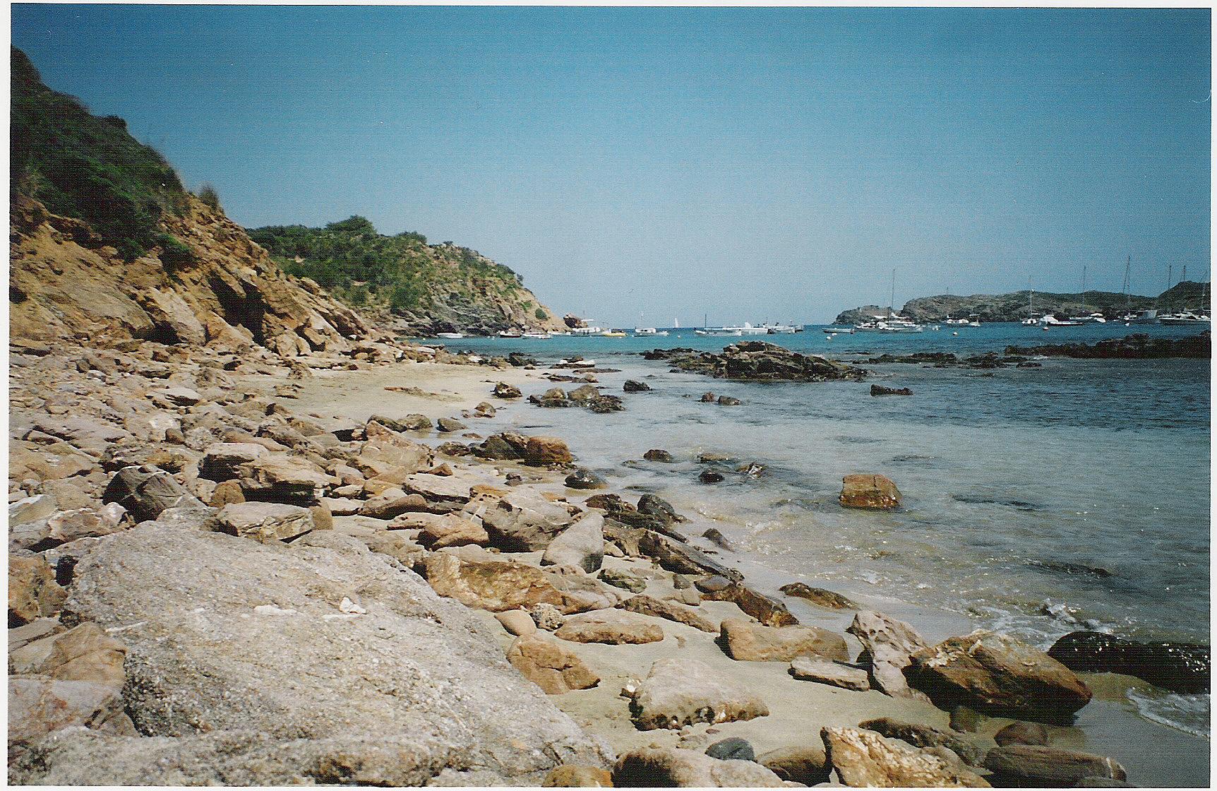 Foto playa Es grau. Es grau