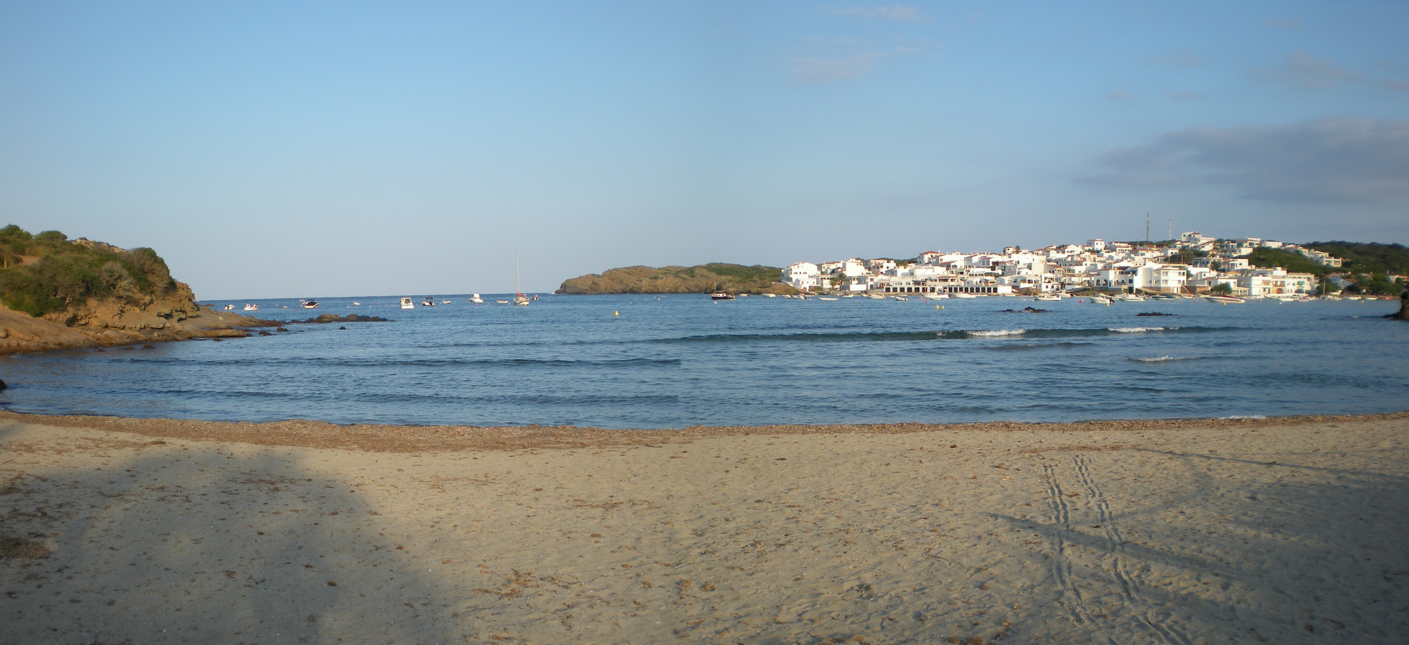 Foto playa Es grau. Es Grau (Menorca)