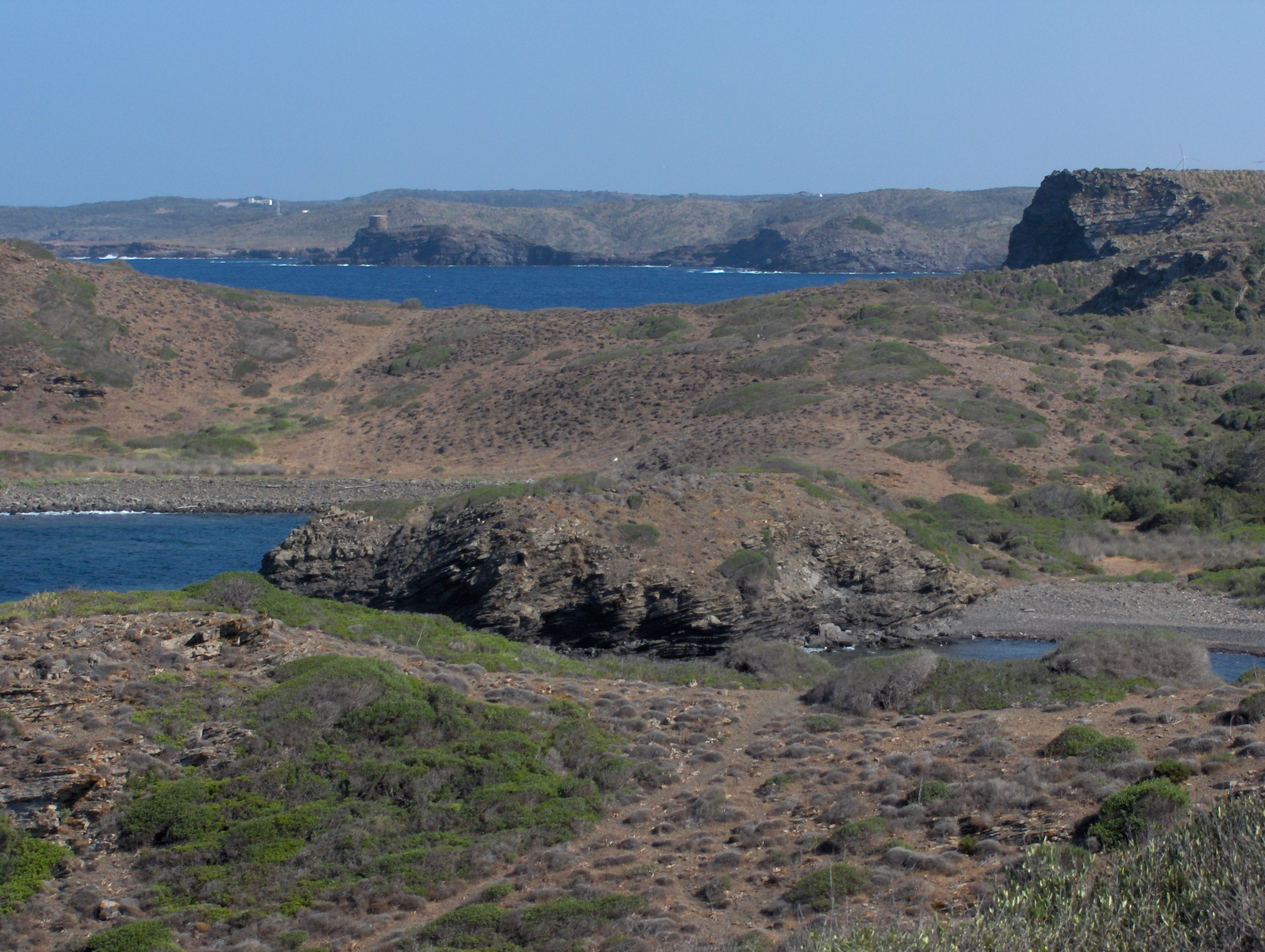 Playa Cala Morella Nou