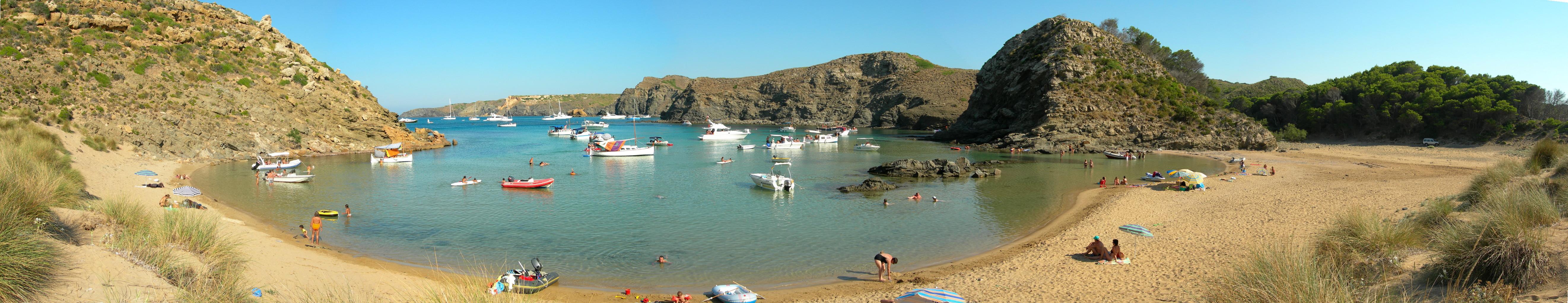 Playa Cala Caldés