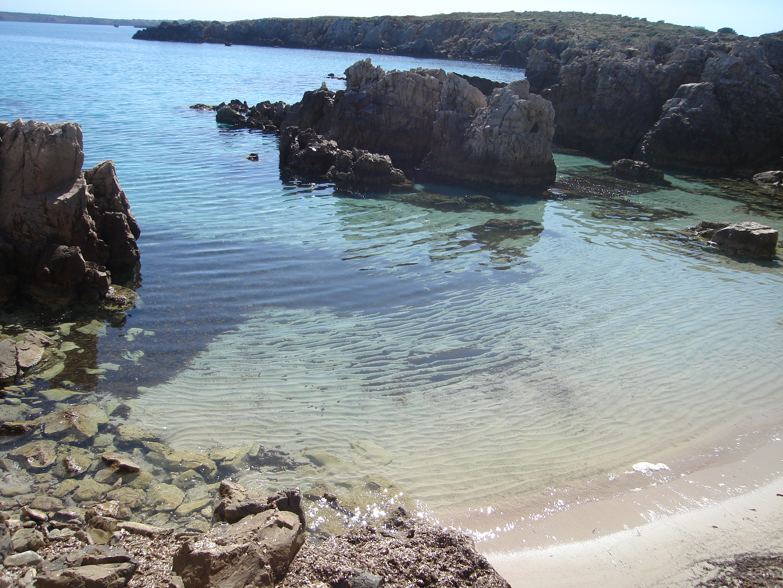 Foto playa Cala Pudent. a prop de cala pudent