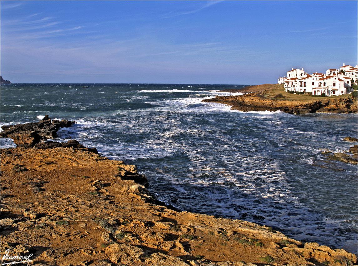Foto playa Platja Gran. 70309-075 FORNELLS