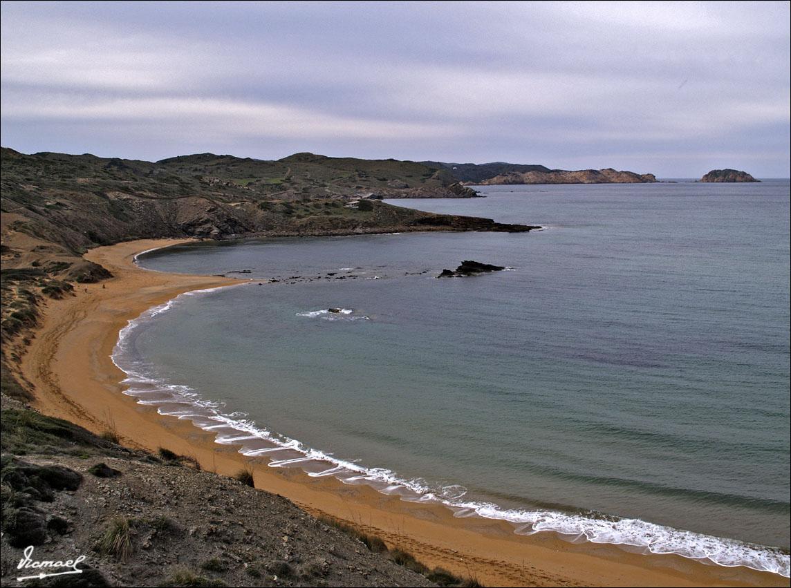 Foto playa Es Macar Gran. 70306-059 CABO CAVALLERIA